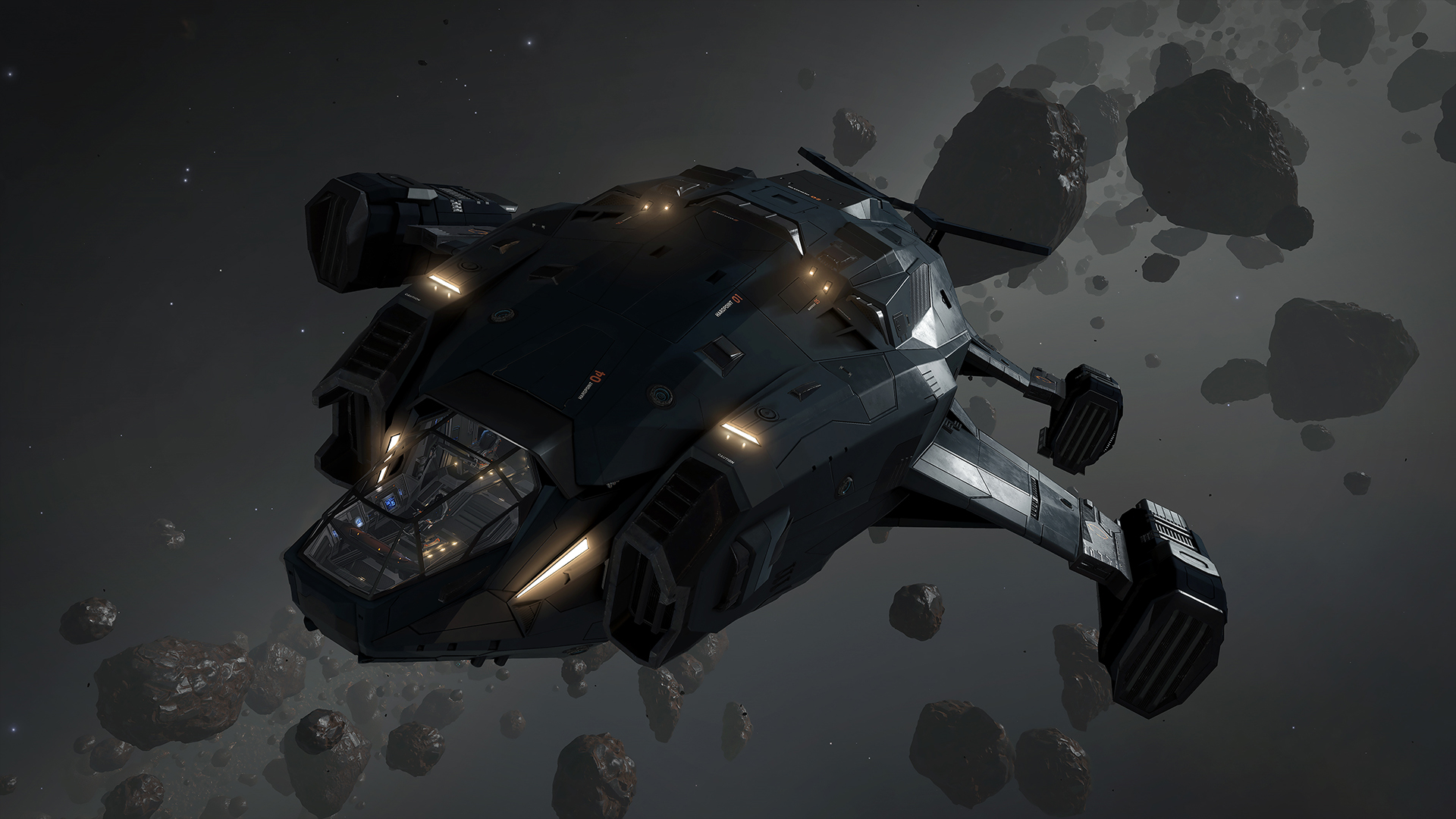 Elite Dangerous Alliance Crusader